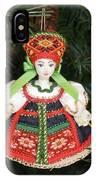 Russian Folk Ornament IPhone Case