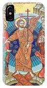 Russian Mosaic Icon IPhone Case