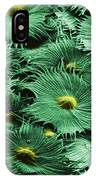 Russian Silverberry Leaf  IPhone Case