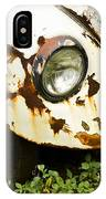 Rusted Volkswagen IPhone Case