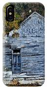Rustic Abode IPhone Case