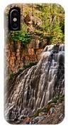 Rustic Falls IPhone Case