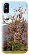 Rustic Old Homestead IPhone Case