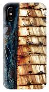Rusting Boat Anchor IPhone Case