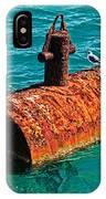 Rusty Bobber IPhone Case