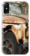 Rusty Ford IPhone Case