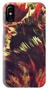 Rusty Tulip IPhone Case