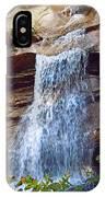 Sabbath Day Waterfall IPhone Case
