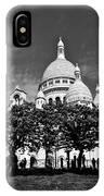 Sacre Coeur IPhone Case