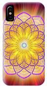 Sacred Geometry 110 IPhone Case