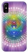 Sacred Geometry 114 IPhone Case