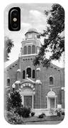 Sacred Heart Church IPhone Case