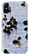 Safety In Numbers IPhone Case