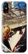 Sailing, Figurehead On The Prow Of A IPhone Case