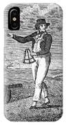 Sailor, 18th Century IPhone Case