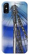 Sailors Beck And Call IPhone Case