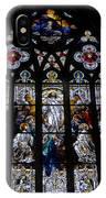 Saint Johns Stained Glass IPhone Case