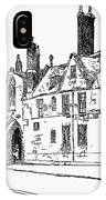 Salisbury Cathedral: Close IPhone Case
