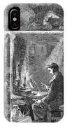Samuel Crompton (1753-1827) IPhone Case