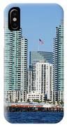 San Diego Skyline IPhone Case