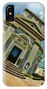 San Francisco Colvbarivm IPhone Case