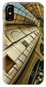 San Francisco Ferry Building Interior IPhone Case