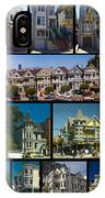 San Francisco Victorians 2 IPhone Case
