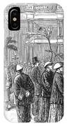 San Fransisco Hotel, 1878 IPhone Case