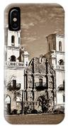 San Xavier Del Bac Mission IPhone Case