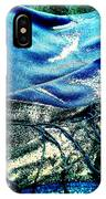 Sand And Shells On Dress IPhone Case