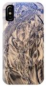 Sand Painting 55 IPhone Case