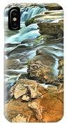 Sandstone Falls In The New River IPhone Case