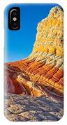 Sandstone Swirls Arizona IPhone Case