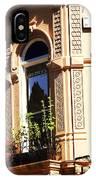 Santa Fe Window  IPhone Case