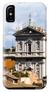 Santi Domenico E Sisto IPhone Case