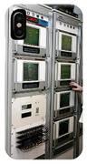 Satellite Control Room IPhone Case