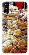 Sausages For Sale IPhone Case