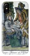 Savoyard Family, C1797 IPhone Case