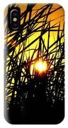 Sawgrass Sunrise IPhone Case