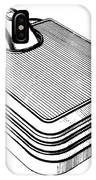 Scale, 1938 IPhone Case