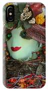 Scarecrow Bounty IPhone Case