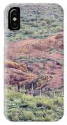 Scenic Red Rocks IPhone Case