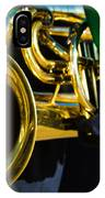 School Band Horn IPhone Case