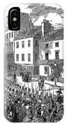 Scotland: Perth, 1848 IPhone Case