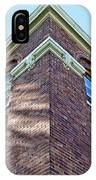 Scott County Courthouse Corner Detail IPhone Case