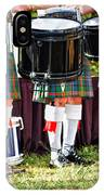 Scottish Festival 3 IPhone Case