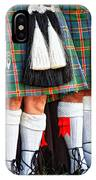 Scottish Festival 4 IPhone Case