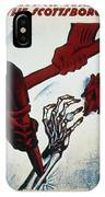 Scottsboro Boys, 1934 IPhone Case