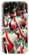 Scouts Parade IPhone Case