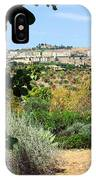 Sculpture Garden In Sicily 2 IPhone Case